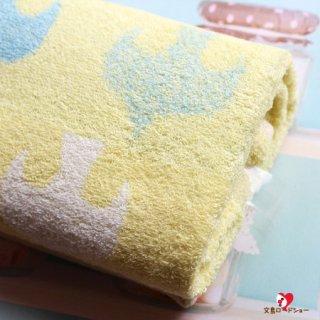 【生産終了・残り僅か!】のびのびフィット*さらさらタオル地の枕カバー「ピローバード」/抗菌防臭加工♪