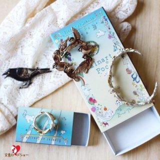 有料ラッピング【Palnart Poc商品専用】マッチ箱風ギフトボックスSサイズ+紙袋