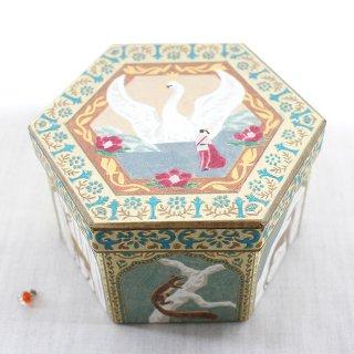 シャルムコレクションボックス【スワン】白鳥の物語の紙箱
