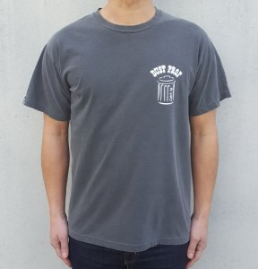 [DUST PROF] T-Shirts (DARK GREY)