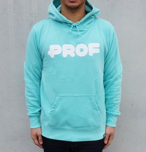 [ROUND PROF] Pullover Hoodie (MINT BLUE)