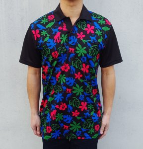 [ANIMAL ALOHA] JERSEY Polo