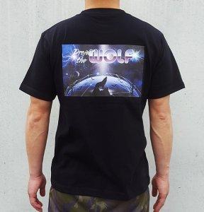 [計画一狼] T-Shirts (BLACK)