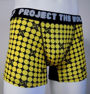 [DOT] Boxer pants (YELLOW)