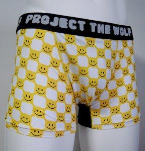 [SMILE] Boxer pants