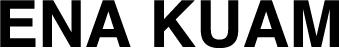 「ENA KUAM/エナクアム」公式通販・エシカルバッグブランド