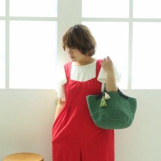 Tシャツヤーンミニ(グリーン)