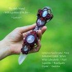 The Holy Wand:レムリアの魔法と内なる情熱を呼び覚ますワンド