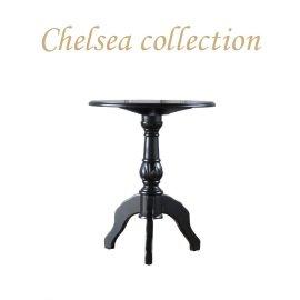 カフェテーブル コンパクトサイズ ブラック 4032-8 リプロ B 55*55*67