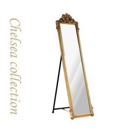 スタンドミラー ゴールド Mサイズ アバロン gm-23012 リプロ
