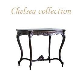 サイドテーブル ブラウン 4226-5 リプロ C 105*68*75