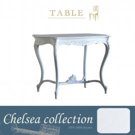 サイドテーブル ホワイト 4226-18 リプロ C 105*68*75