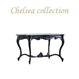 サイドテーブル ブラック 4226-s-8 リプロ C 105*68*57