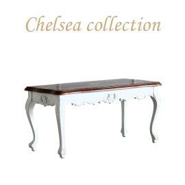 ローテーブル マーケットリー ホワイト 2024-p-18 リプロ B 110*50*10
