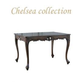 ダイニングテーブル ブラウン 4235-1.2-5 リプロ C 120*90*10
