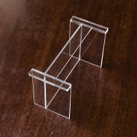 レクタングル横ハーフ対応 2列(1:2)変形ストライプ