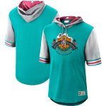 1996 NBA All-Star Weekend Mitchell & Ness Hardwood Classics Mesh Pullover Hoodie - Teal