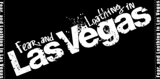 Logo Bath Towel (Black) - Fear, and Loathing in Las Vegas ...