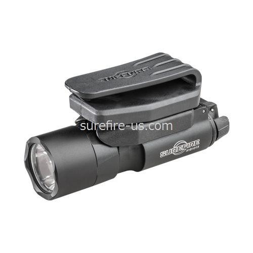 SUREFIRE(シュアファイアー) Y300U-A-BK Ultra-High Dual-Output LED Flashlight with Mag Belt Clip