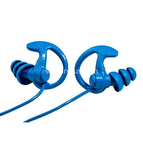 SUREFIRE(シュアファイアー) EP9 Sonic Defenders Cobalt Max Full-Block Flanged Earplugs