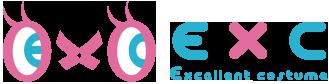 オーダーメイドも出来るアニメ・コスプレ衣装、道具、ウィッグの専門店!EXC(エクシー)