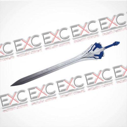 Fate/Grand Order ガウェイン 剣(模造) 転輪する勝利の剣(エクスカリバー・ガラティーン) 風 コスプレ用アイ…