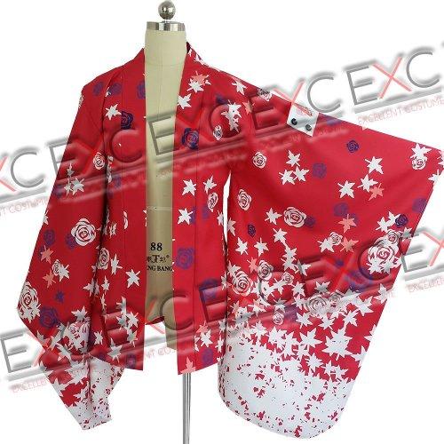 ハナヤマタ 笹目ヤヤ(ささめやや) 羽織のみ 風 コスプレ衣装