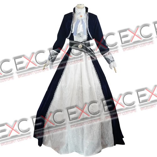 VOCALOID KAITO ヴェノマニア公の狂気 風 コスプレ衣装