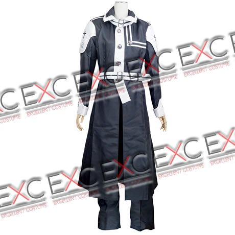 D.Gray-man 神田ユウ(かんだゆう) 教団服 風 コスプレ衣装