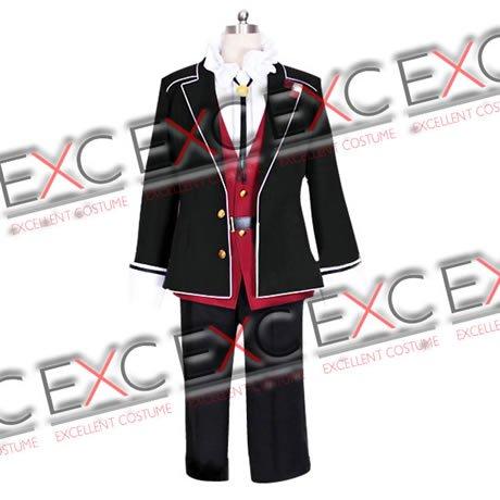 DIABOLIK LOVERS 逆巻カナト(さかまきかなと) 制服 風 コスプレ衣装