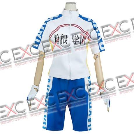 弱虫ペダル 風 箱根学園自転車競技部 ユニフォーム タイプ 衣装