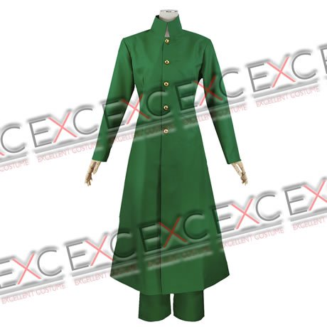 ジョジョの奇妙な冒険 花京院典明(かきょういんのりあき) 制服 風 コスプレ衣装