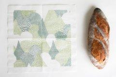 点と線模様製作所/紙ナプキン mori(100枚セット)