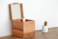 倉敷意匠/木の化粧ボックス【送料無料】