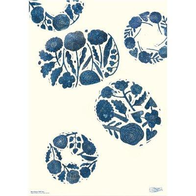 �������ӡ��ްƥݥ����� 5 BLUE DISHES