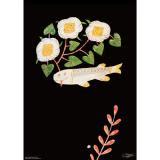 鹿児島睦/図案ポスター 1 FISH
