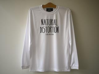 C.O.W Dry & UV L/SL Tシャツ(ホワイト)