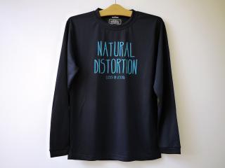 C.O.W Dry & UV L/SL Tシャツ(ネイビー)
