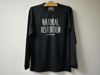 C.O.W Dry & UV L/SL Tシャツ(ブラック)