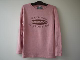 Dual Layered L/SL Tシャツ
