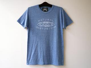 <img class='new_mark_img1' src='https://img.shop-pro.jp/img/new/icons20.gif' style='border:none;display:inline;margin:0px;padding:0px;width:auto;' />VINTAGE LOGO Tシャツ(ヘザーブルー)