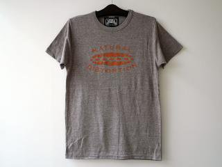 <img class='new_mark_img1' src='https://img.shop-pro.jp/img/new/icons20.gif' style='border:none;display:inline;margin:0px;padding:0px;width:auto;' />VINTAGE LOGO Tシャツ(ヘザーブラウン)