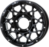 BRUT BR-55 for Jimny Sierra Milled SatinBlack ミルドサティンブラック 5.5J16 +20 -5 H5<img class='new_mark_img2' src='https://img.shop-pro.jp/img/new/icons1.gif' style='border:none;display:inline;margin:0px;padding:0px;width:auto;' />