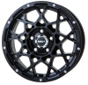BRUT BR-55 Milled SatinBlack ミルドサティンブラック 6.5J16 +35 H5<img class='new_mark_img2' src='https://img.shop-pro.jp/img/new/icons1.gif' style='border:none;display:inline;margin:0px;padding:0px;width:auto;' />