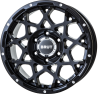 BRUT BR-55 Milled SatinBlack ミルドサティンブラック 8J18 +40 +43 +20  H5 H6<img class='new_mark_img2' src='https://img.shop-pro.jp/img/new/icons1.gif' style='border:none;display:inline;margin:0px;padding:0px;width:auto;' />
