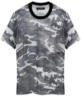 ANTITHESIS. / アンチテーゼ. - ARMY MESH T-SHIRT (WHITE CAMO)<img class='new_mark_img2' src='//img.shop-pro.jp/img/new/icons2.gif' style='border:none;display:inline;margin:0px;padding:0px;width:auto;' />