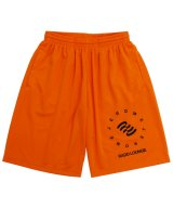 JEROME × RADD LOUNGE / ジェローム × ラドラウンジ - BASKETBALL SHORT (ORANGE)<img class='new_mark_img2' src='//img.shop-pro.jp/img/new/icons2.gif' style='border:none;display:inline;margin:0px;padding:0px;width:auto;' />