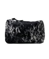 PRIMECUT / プライムカット - MEDIUM POUCH (SALT + PEPPER COWHIDE) 40%OFF→50%OFF<img class='new_mark_img2' src='//img.shop-pro.jp/img/new/icons16.gif' style='border:none;display:inline;margin:0px;padding:0px;width:auto;' />