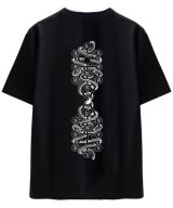 VENOM® / ヴェノム - TIME TRAVELER T-SHIRT (BLACK)