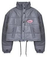 VENOM&#174; SPORTSWEAR / ヴェノムスポーツウェア - REFRACTOR DOWN JACKET (SILVER)<img class='new_mark_img2' src='//img.shop-pro.jp/img/new/icons2.gif' style='border:none;display:inline;margin:0px;padding:0px;width:auto;' />